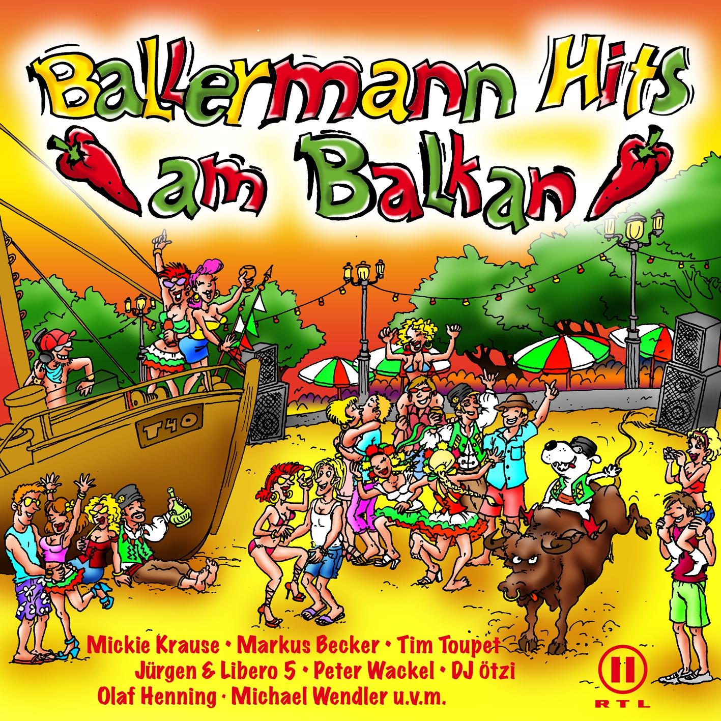 Ballermann Hits Shop