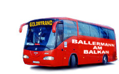 Party Bus Goldstrand