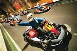 Goldstrand Go Kart